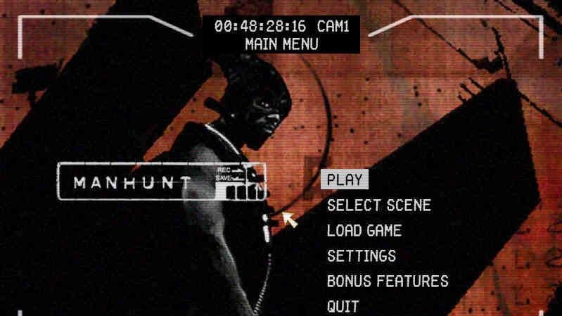 Manhunt - recenze