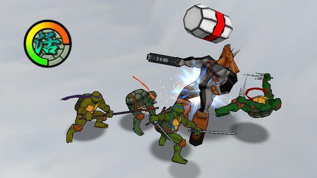 Podrobnosti o Teenage Mutant Ninja Turtles