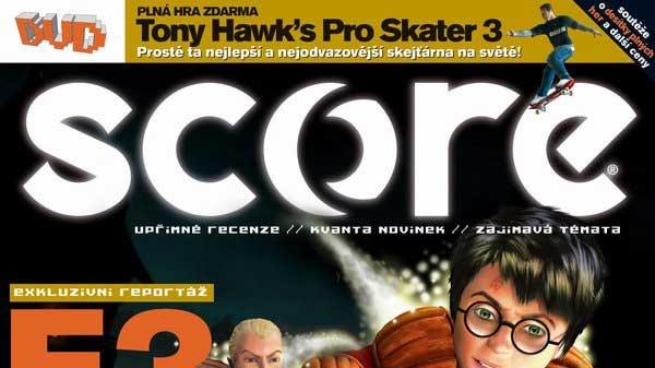 Červnová čísla časopisů GameStar, Level a Score