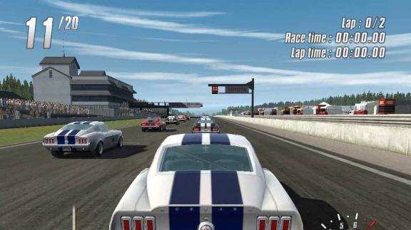 TOCA Race Driver 2 - recenze