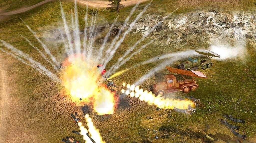 Nové ukázky z RTS Codename: Panzers