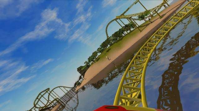 Rollercoaster Tycoon 3 - recenze