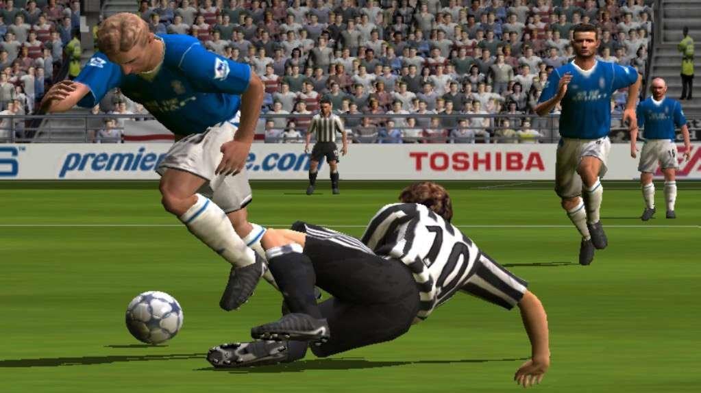 FIFA Football 2005 - dojmy z dema