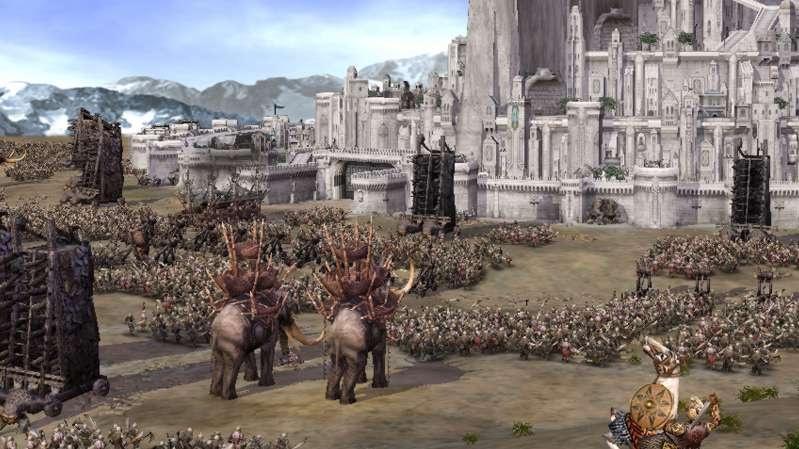 Nahlédnutí do LotR: Battle for Middle-Earth
