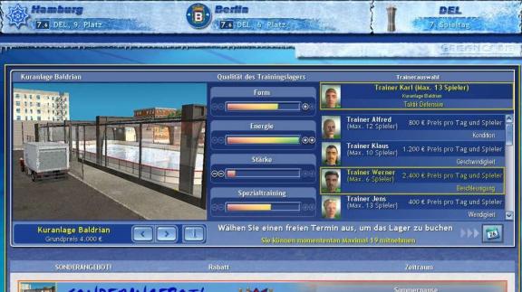 Icehockey Club Manager 2005