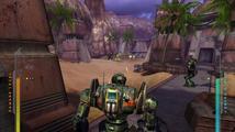 XBLA: robotí akce War World a podmořský Undertow
