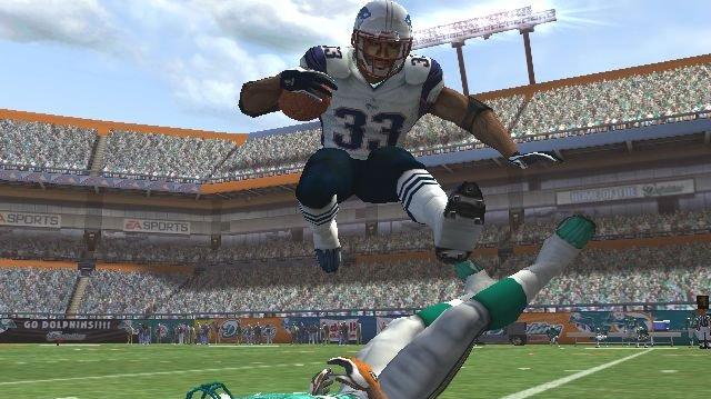 Madden NFL 2005 hotova a vyjde v září