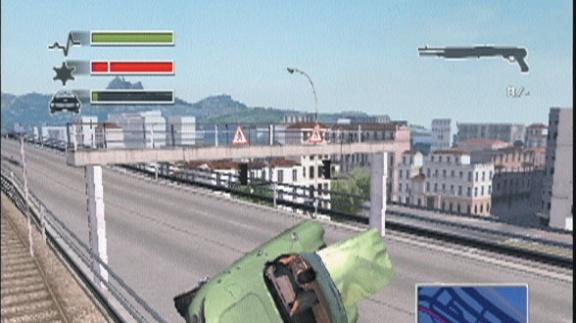 Driver 3 - recenze PS2 verze