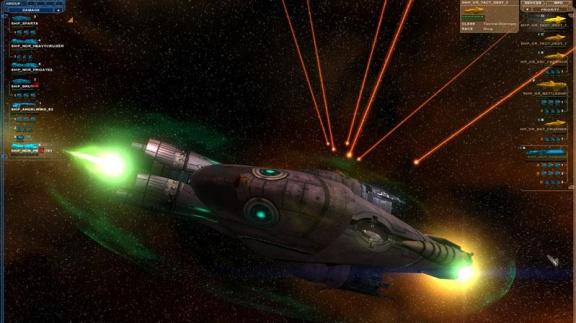 Nahlédnutí do Nexus: The Jupiter Incident