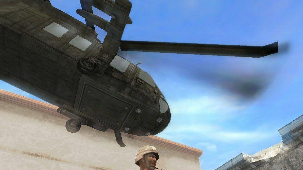 Vojenská simulace Full Spectrum Warrior