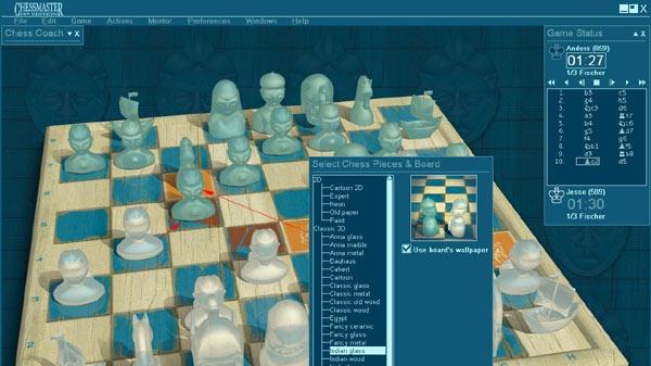 Chessmaster 10th Edition s českým manuálem