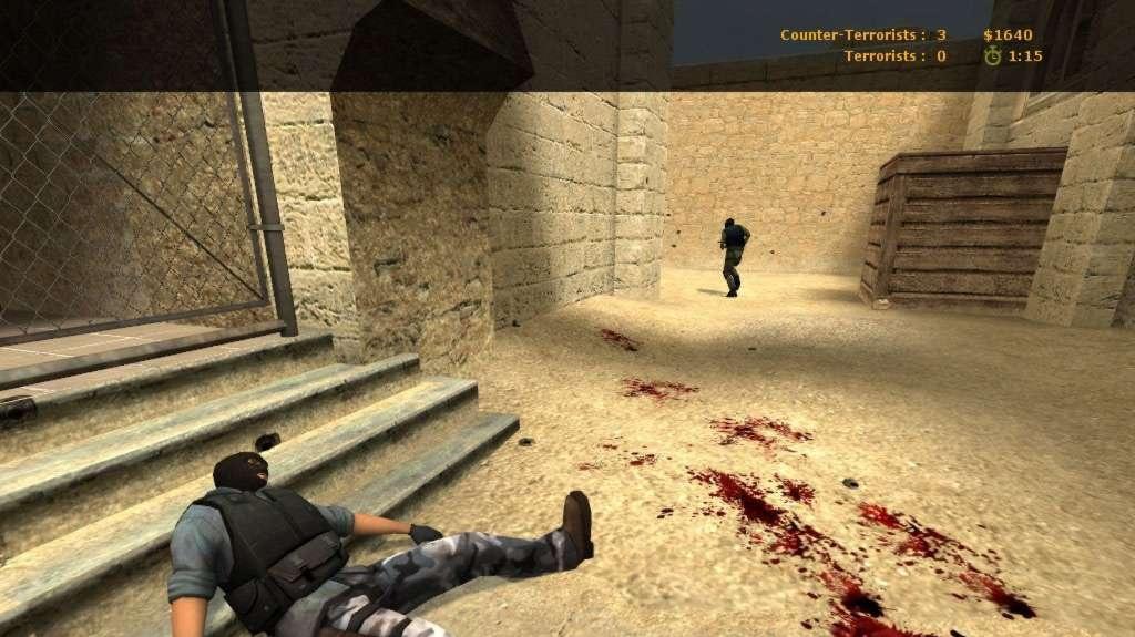 Zahájení betatestu Counter-Strike: Source