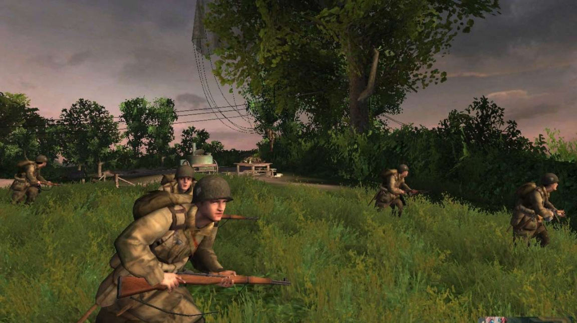 Válka v týmové FPS Brothers in Arms