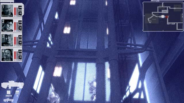 První in-game ukázky z Negative Space