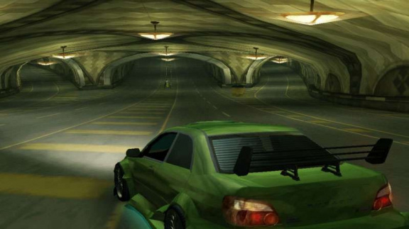 Need For Speed Underground 2 média