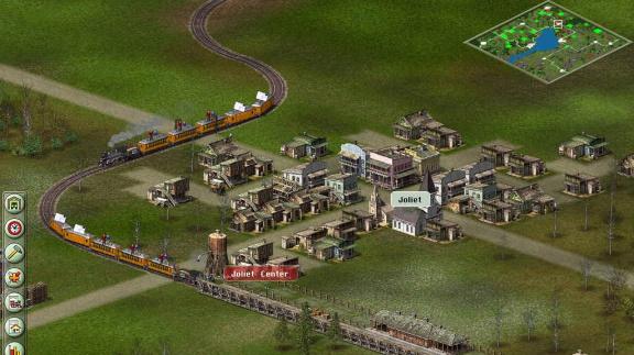 Transport Giant - recenze