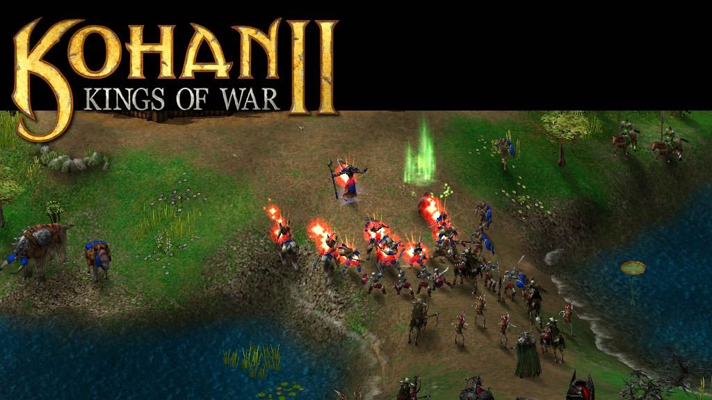 Kohan II: Kings of War - recenze