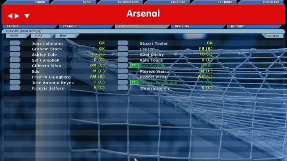 Odložení Championship Manager 5