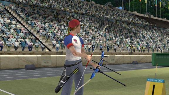 Olympijská simulace Athens 2004 míří i na PC
