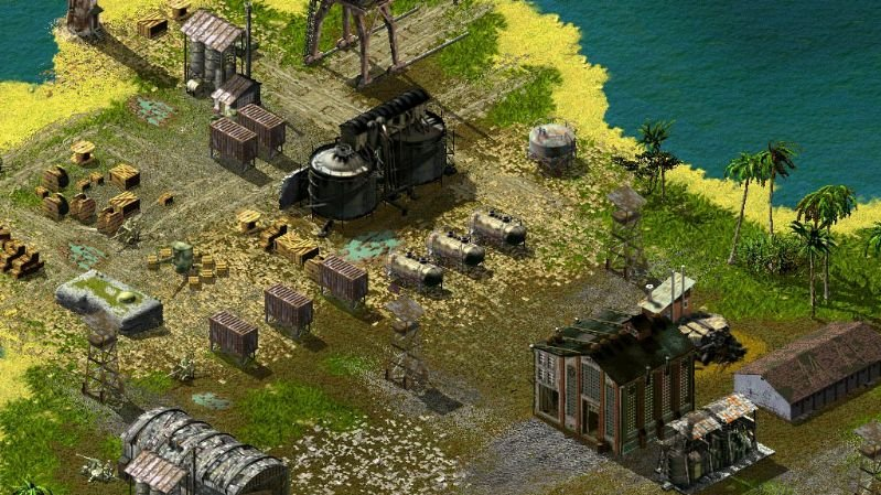Oznámení Sudden Strike: Resource War
