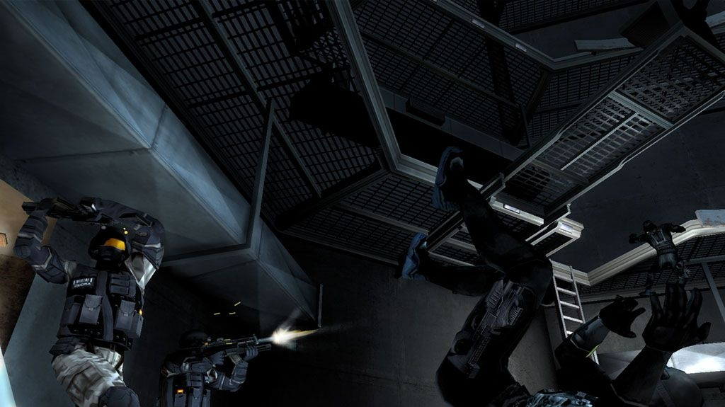 Splinter Cell: Chaos Theory - preview