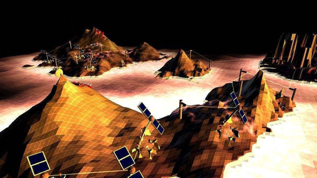 Darwinia - nová hra od Introversion Software