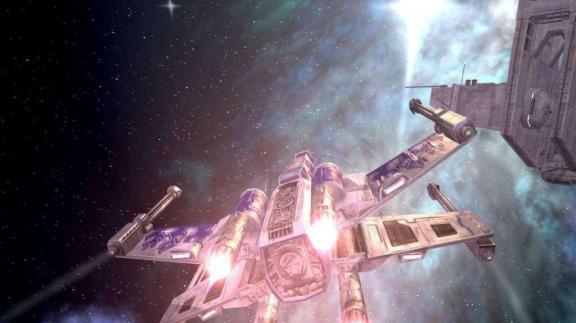 Star Wars Galaxies: The Jump to Lightspeed