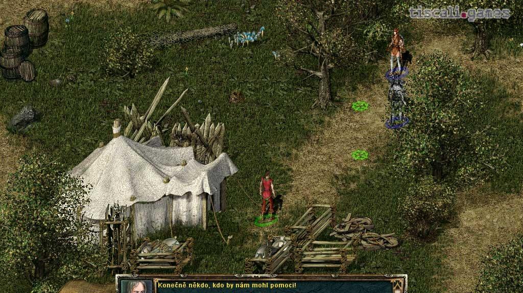 Oznámení nové RPG Riftrunner (Beyond Divinity)