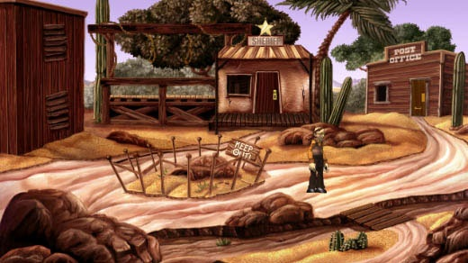 Hledání nevěsty i zlata v adventuře Al Emmo