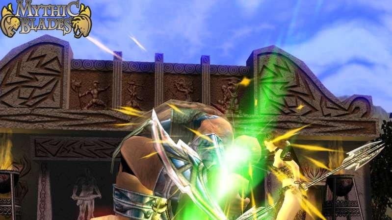 Něco více o bojové hře Mythic Blades