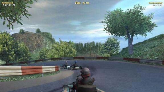 M.Schumacher Kart Challenge 2005