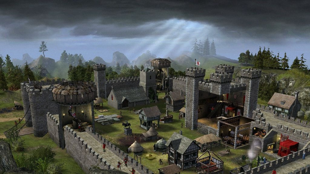 Stronghold 2 - pořádný balík nových ukázek