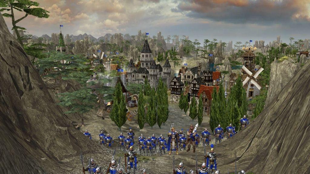 Podrobnosti o Settlers V: Heritage of Kings