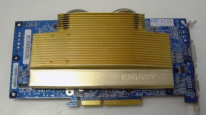 Úplně tichá GeForce 6800 od Gigabyte