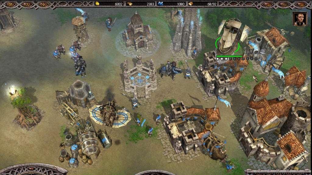 Dva světy v RTS Armies of Exigo