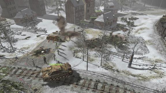 Oznámení 1944: Battle of the Bulge