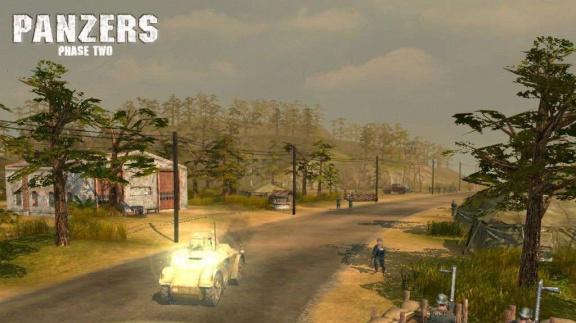 Obrázky z tria válečných real-time strategií