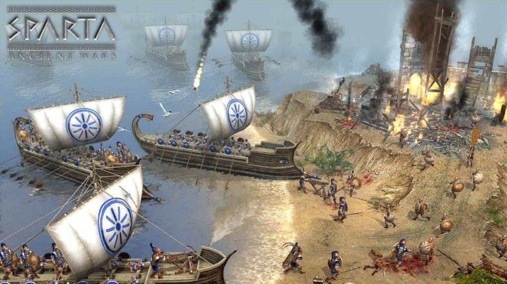 Podrobnosti o RTS Sparta: Ancient Wars