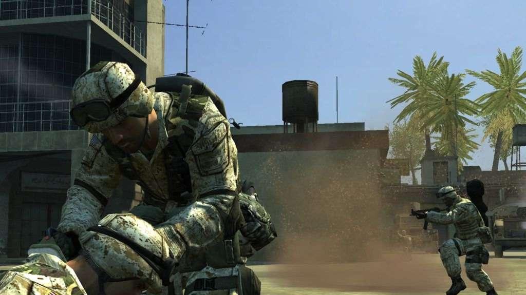 Nové ukázky z válečné akce Battlefield 2
