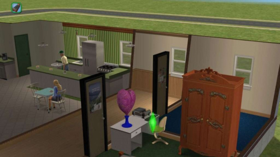 The Sims 2: University - preview