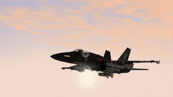 F/A-18:Operation Desert Storm