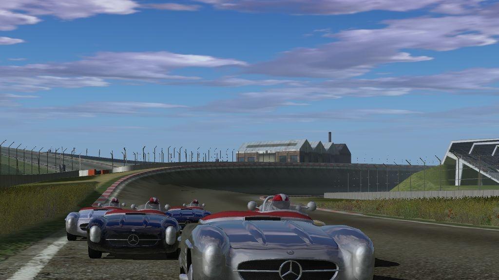 Další ukázky ze závodů World Racing 2
