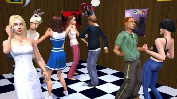 The Sims 2: Univerzita
