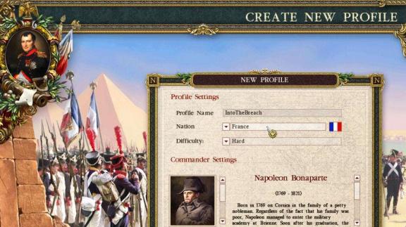 Cossacks II: Napoleonic Wars hotova