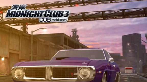 Rychlá auta v Midnight Club 3