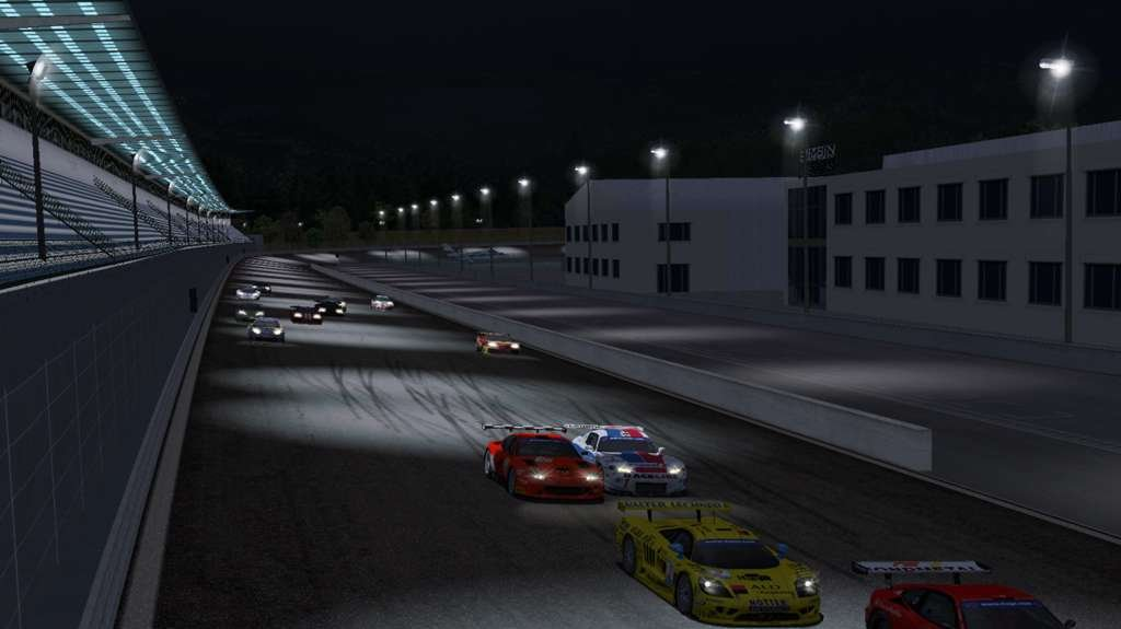 GTR – FIA GT Racing Game