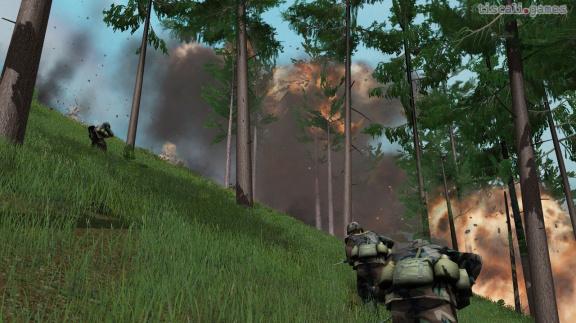 Více obrázků z Enemy in Sight
