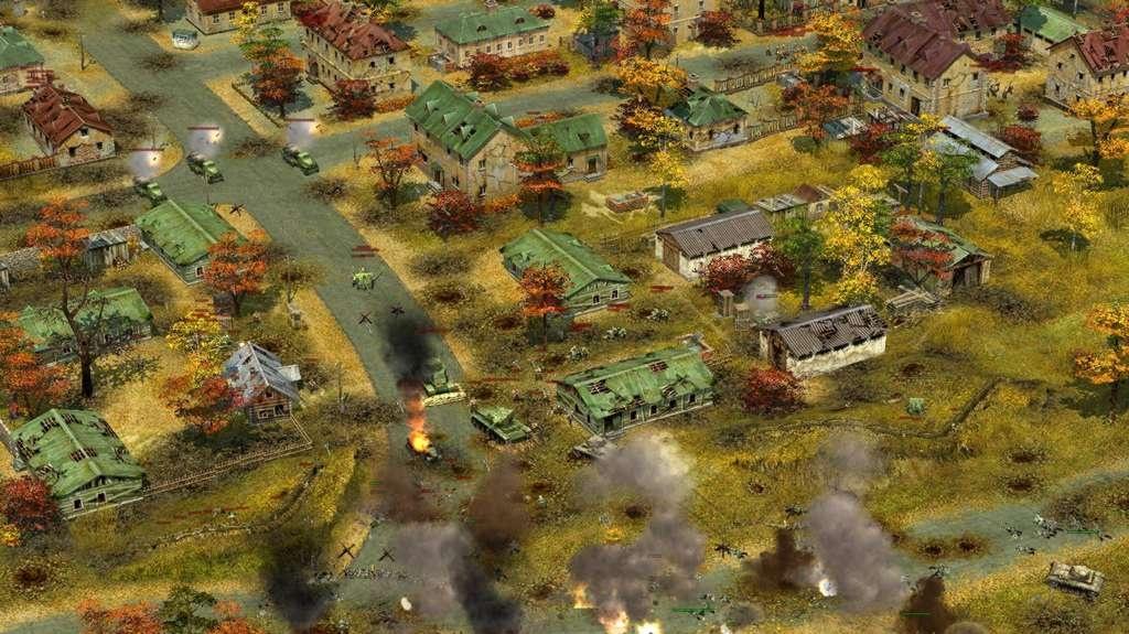 Blitzkrieg II - preview