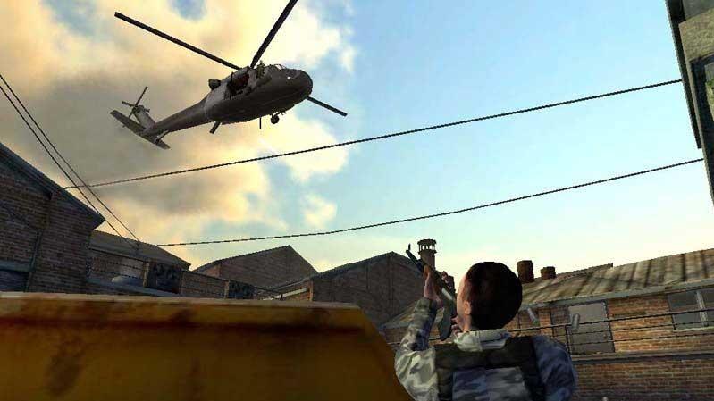 Speciální jednotka v Conflict: Global Terror