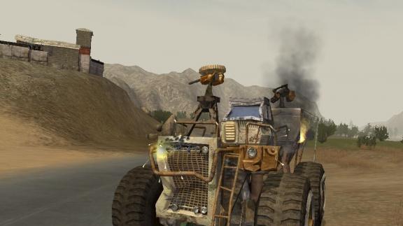 Exmachina = Hard Truck: Apocalyptic Wars